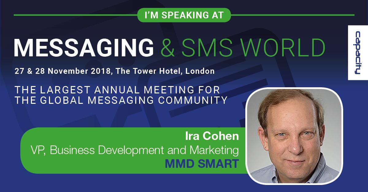 Messaging & SMS World 2018