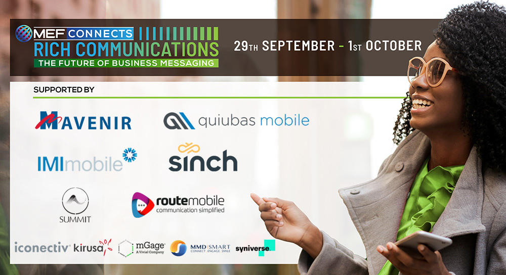 MEF Connects Rich Comunications