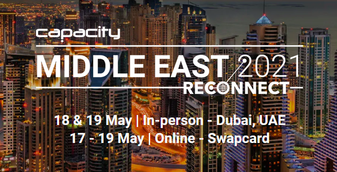 Capacity Middle East 2021: Reconnect